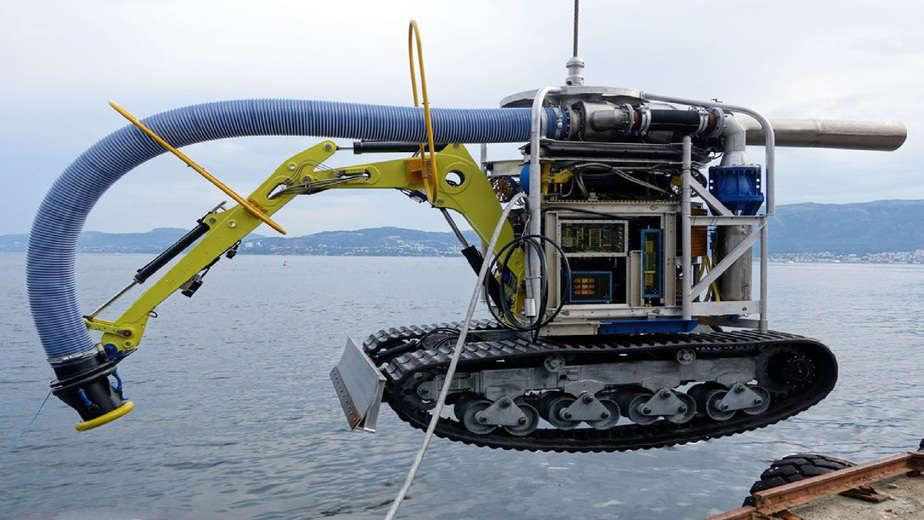 Seabed Excavator