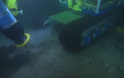 Seabed Excavator – Typical Operations
