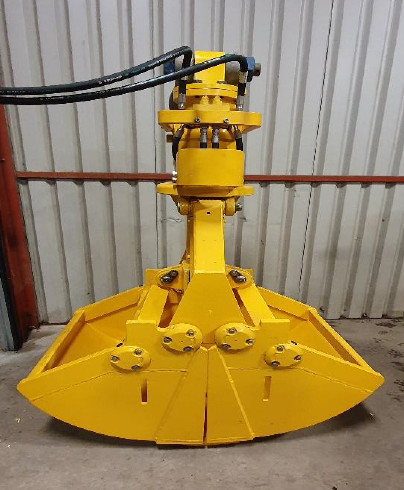 4 ton subsea clamshell grab